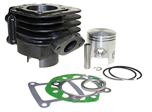 70ccm Racing Sport Zylinder Kit Set für Minarelli stehend 50 Aprilia SR 50, Nitro