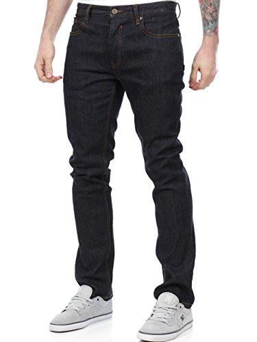 Jeans Etnies E2 Straight Raw Indigo (30 Taille = Fr 38 , Bleu)