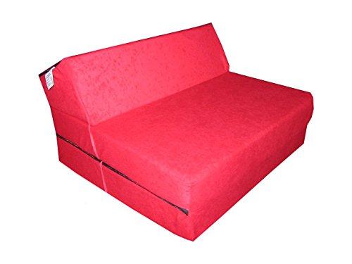 Natalia Spzoo Colchón Plegable Cama de Invitados colchón de Espuma 160 x...