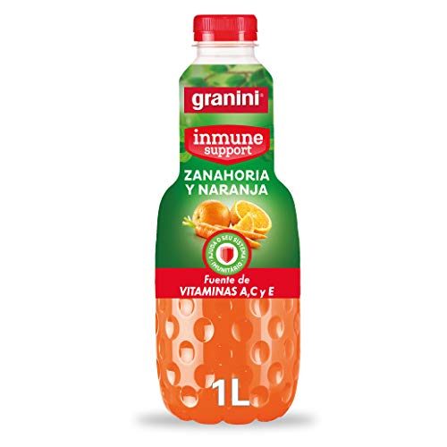 Granini Clásico Naranja y Zanahoria, 1L