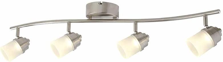 Best hampton bay 4 light track lighting Reviews