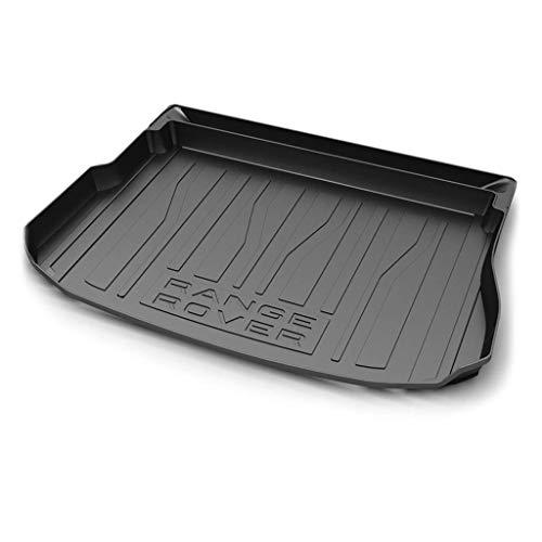 QWEAS Copertura Portabagagli per Range Rover Evoque 2014-2020 Impermeabile Vasca Baule Antiscivolo Vasca Bagagliaio Auto AntiGraffio Protezione Vasca Baule Tappetino