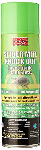 Doktor Doom Spider Mite Knockout, 16-Ounce