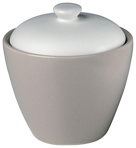 Bitossi Home Zuccheriera, Stoneware, Marrone (Liquirizia)