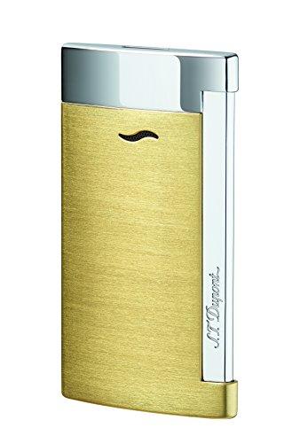 S.T. Dupont S.T. Dupont Slim 7Feuerzeug–Gelb Gold Goldgelb