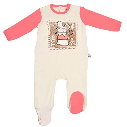 Pyjama bébé double épaisseur Totem Party - Taille - 36 mois (98 cm)