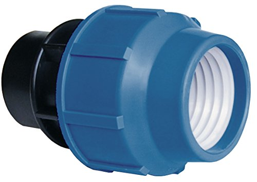 Cornat Bewässerungssystem PE-Übergangsstück, 40 mm, Ø 1 1/4