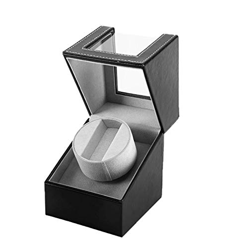 Automatic Watch Winder Box for Single Watch, DIEYING Self-Winding Mechanical...