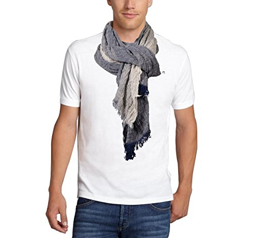 linen 4th anniversary gifts for men - linen scarf