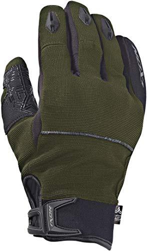 IXON RS Dry 2 - Guantes textiles (khaki/negro, XXXL)