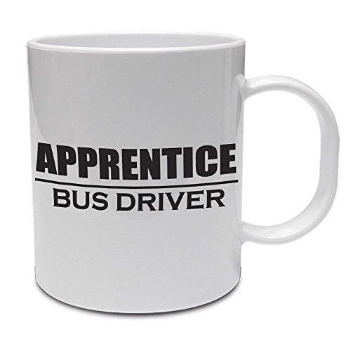 N\A Aprendiz de Conductor de autobús - Autocar/Autobuses/Novedad/Divertido/Taza de cerámica con Idea de Regalo