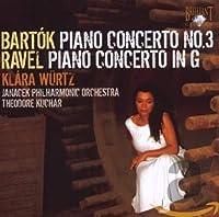 Bartok: Piano Concerto No.3, Ravel: Piano Concerto in G