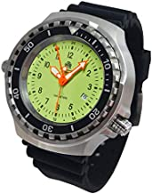 German Diver Watch with 24h Swiss GMT Movement Sapphire Glass T0317