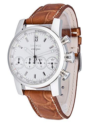 Eberhard & Co Orologio da polso da uomo, cronografo 4 date, automatico, analogico, 31041.9 CP