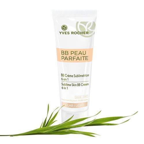 Yves Rocher - BB Crème Perfekte Haut 6in1 Light : Eine perfekte schöne Haute in einem Pflegeschritt