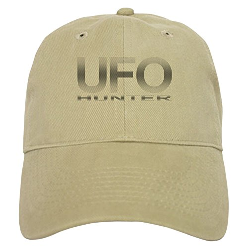 CafePress - UFO Hunter Cap - Baseball Cap with Adjustable Closure, Unique Printed Baseball Hat