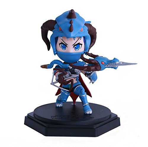 Inutile LOL League of Legends Vayne The Night Hunter Mid Action Cute Figure PVC Model Gift Toy