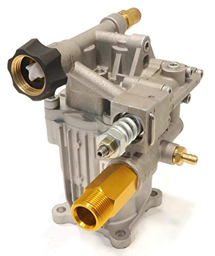 The ROP Shop | Pressure Washer Water Pump for Karcher K2400HH, G2400HH, Honda GC160, 3/4 Inches