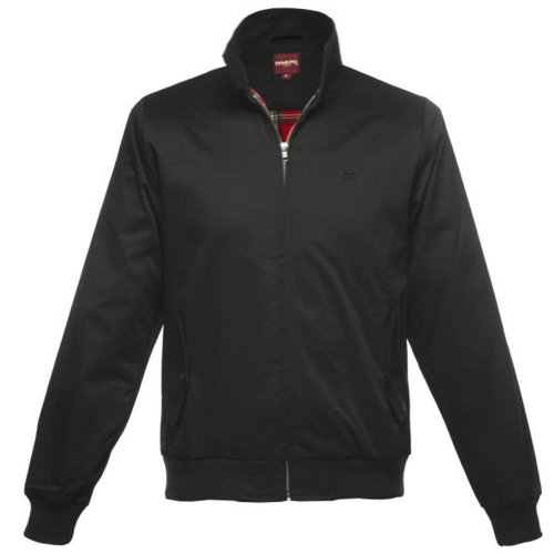 Merc London - Blouson Harrington - r?tro/Mod - Noir - XX-Large