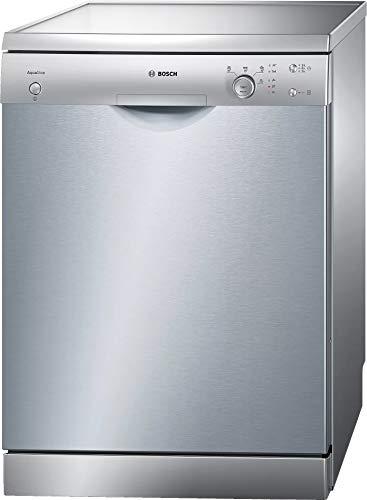 Bosch SMS40E38EU Lavavajillas Independiente, Acero inoxidable, Frío/Caliente, 52 Db, A, 195 min