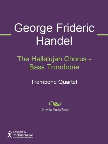The Hallelujah Chorus - Bass Trombone (English Edition)