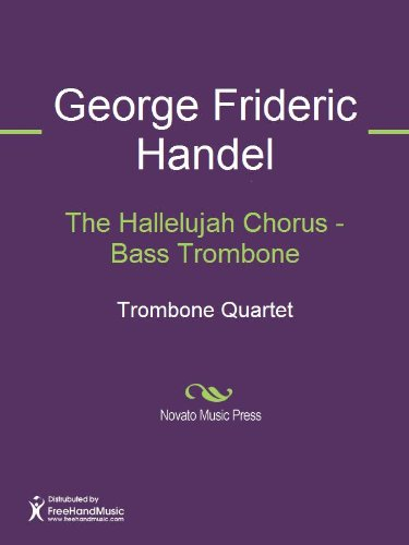 The Hallelujah Chorus - Bass Trombone (English Edition)