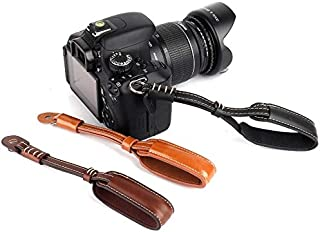 Camera Strap - Strap Camera Wrist and Strap PU Leather Lanyard for L810 L340 L330 L320 L310 S3 S2 S1 P340 P330 P320 P310 V...