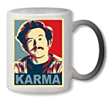 My Name is Earl Karma Portrait Poster Heat Mug Color