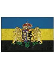 U24 Patch Gelderland met wapen vlag vlag opstrijker patch 9 x 6 cm
