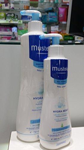 Mustela Hydra 750ml+ Hydra 300ml