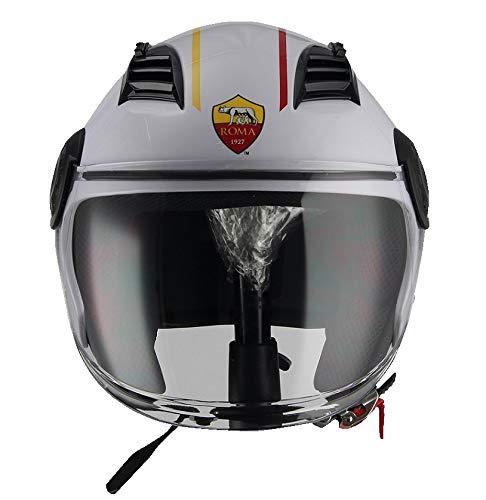 casco BHR calcio ROMA 804 L