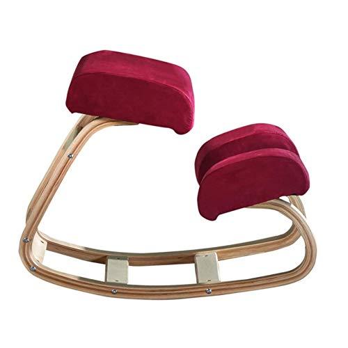 YLLQXI Sleekform Silla ergonómica Rodillas, Volver correcci