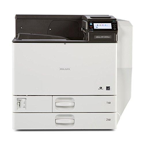 Ricoh Aficio Laser SP C831DN 55 ppm 1200 x 1200 dpi Duplex Color Printer