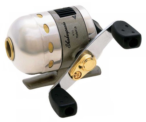Shakespeare SYMCX Synergy Micro Spincast Reel, Ambi, 1 BB, 4.1:1