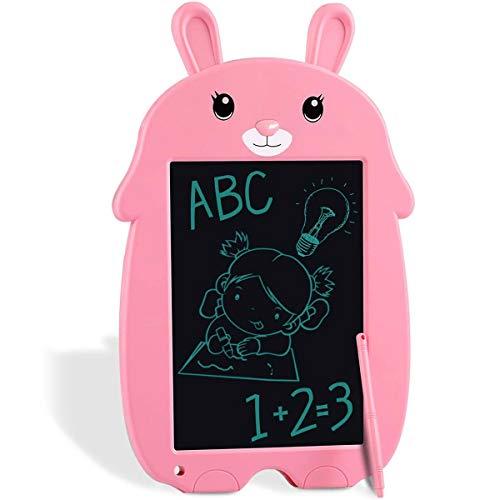 Fransande Juguetes para niñas de 3 a 7 años, tableta de escritura LCD como juguetes educativos para niños, regalos de Navidad y cumpleaños