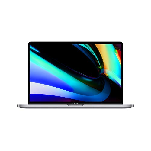 Apple MacBook Pro (16-inch, 16GB RAM, 512GB Storage, 2.6GHz 9th Gen Intel Core i7) - Space Grey