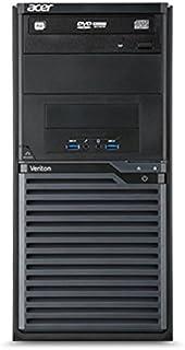 Acer Veriton VM2631 - Ordenador de sobremesa (Intel Core i3 4150 4ª generación, 4 GB de RAM, 500 GB de disco duro, Windows 7 Pro 64 bit/Windows 8 Pro 64 bit)