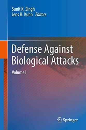 Defense Against Biological Attacks: Volume I