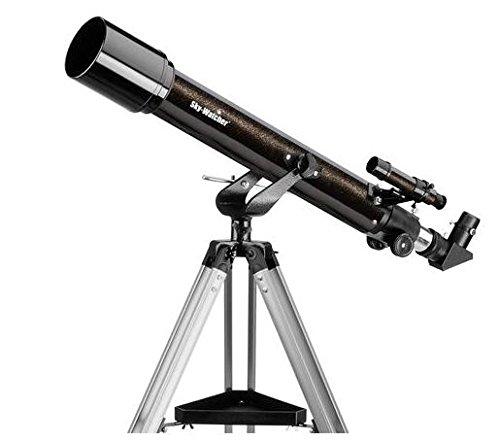 Sky-Watcher Rifrattore 60/700 Riflettore 140x Nero, Argento