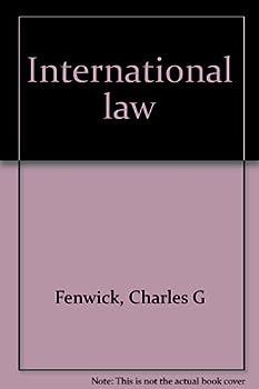 Hardcover International law Book