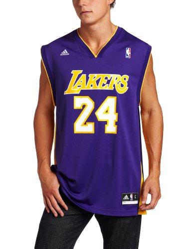adidas Maglia da Basket NBA Replica Kobe Bryant