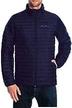 Eddie Bauer Men's Microlight Down Jacket NWT Color Navy (XL)