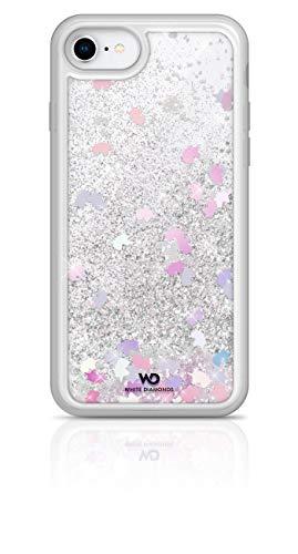 White Diamond - Cover per Apple iPhone 6/6S/7/8 Unicorns