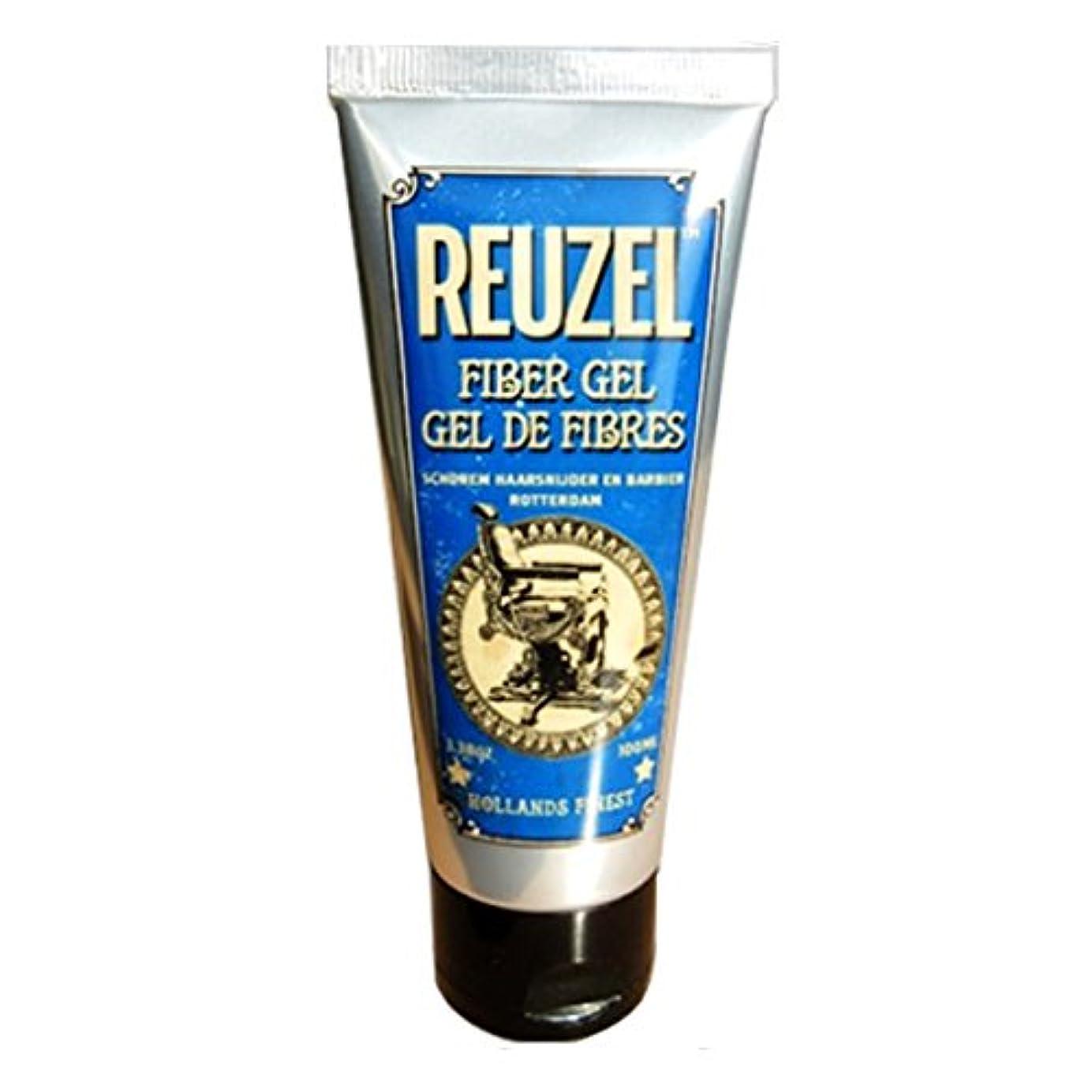 加速度窒息させる乱雑なルーゾー ポマード ファイバージェル 100ml REUZEL