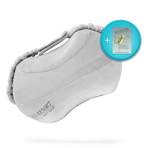 Bed Resort Leg Pillow Orthopädisches Kniekissen für Seitenschläfer gegen Knieschmerzen, Hüftschmerzen und Rückenschmerzen/Kniekissen orthopädisch