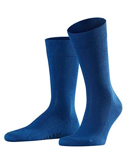FALKE Herren Socken Sensitive London - 94{6dada3db6634520db2843f98bdbef14f8f57f3bdbfe16166556e989720d6a5f6} Baumwolle, 1 Paar, versch. Farben, Größe 39-50 - hautfreundliche Baumwolle, druckfreier Komfortbund