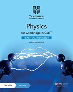 Cambridge IGCSE™ Physics Practical Workbook with Digital Access (2 Years)