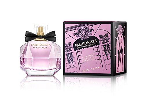 Eau de parfum femme Fashionista 100 ml NB prestige
