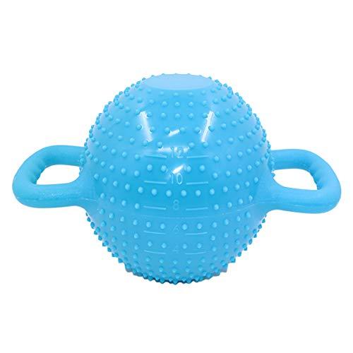 Great Price! non Kettlebells for Women,Water Filled Kettlebells Yoga Fitness Massage Kettle Bell Dou...