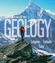 Essentials of Geology 10th (tenth) edition